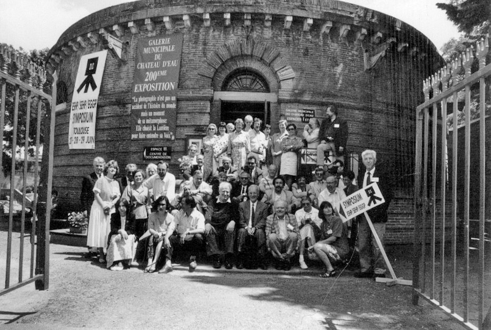 Group picture symposium 1991 Toulouse/FR