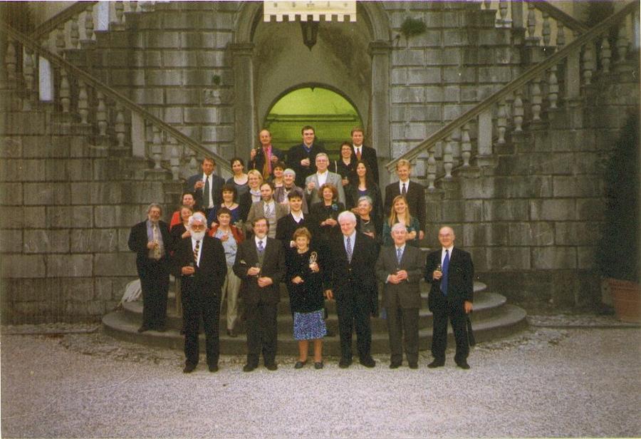 Group picture symposium 1999 Udine/IT