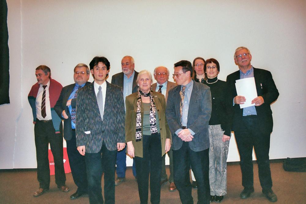 Symposium 2003 Mannheim/DE