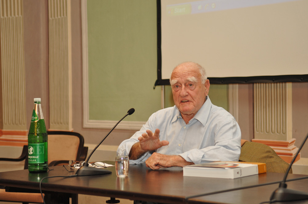 Professor Erich Lessing, member of the ESHPh advisory board