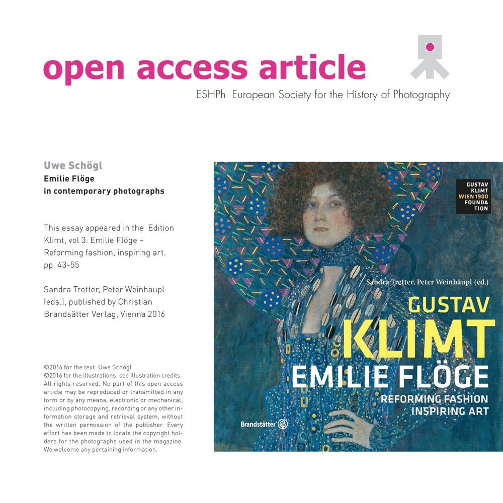 photography research european society for the history of  emilie floge in contemporary photographs